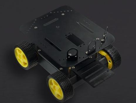 海盗船4WD小车