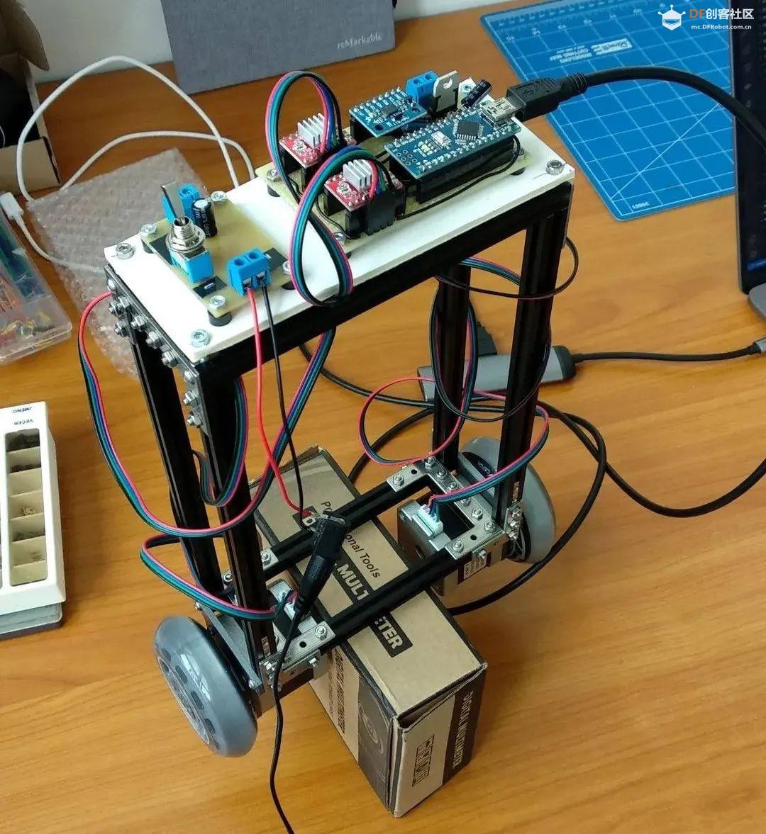 用Arduino Nano和步进电机做一个自平衡机器人qw2.jpg