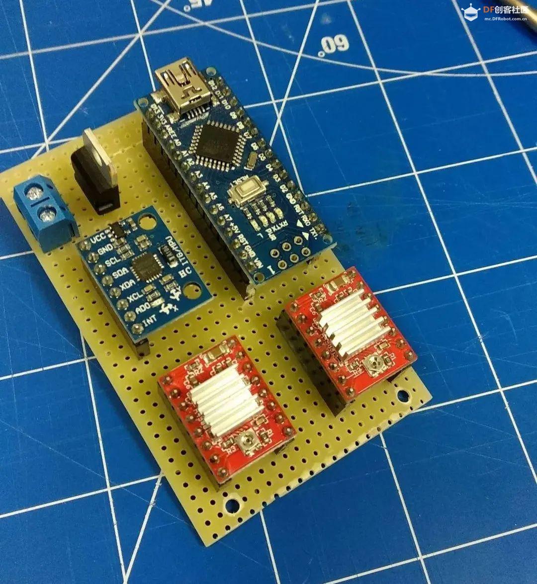 用Arduino Nano和步进电机做一个自平衡机器人qw4.jpg